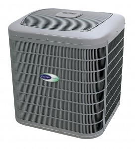 New Carrier Air Conditioner